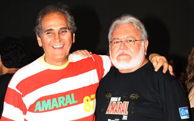 Paulo Fernando Marcondes Ferraz e Ricardo Amaral
