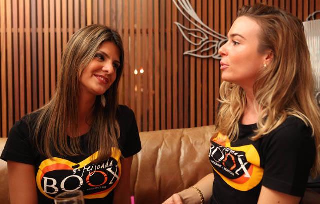 Ilana Moraes e Carla Couto