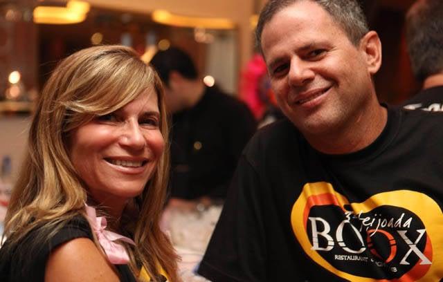 Rosana e Dario Messer