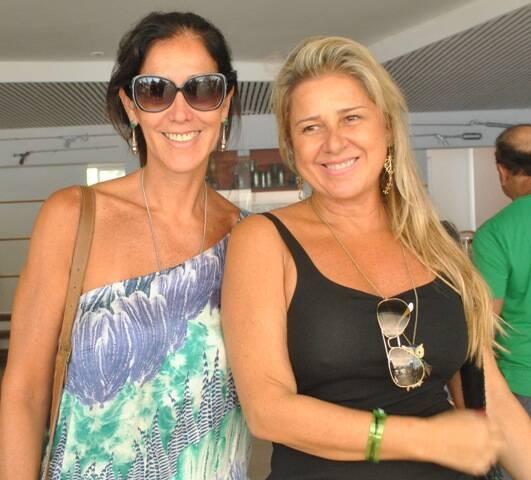 Giliane Cietonore e Cynthia Bezerra