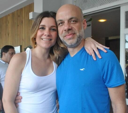 Maria Helena e Roberto Valansi