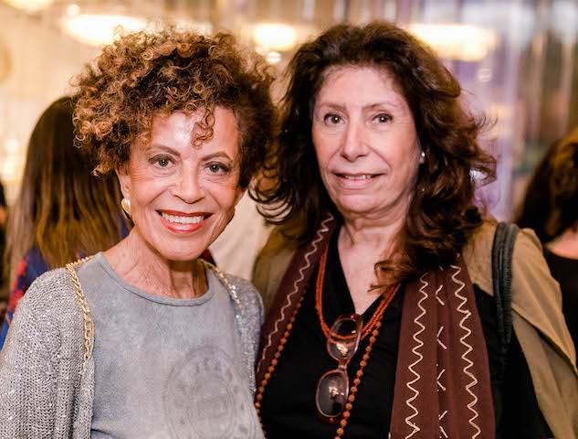 Marialice Celidônio e Ana Maria Tornaghi