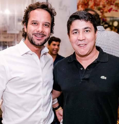 Rafael Ferreira e Diogenes Queiroz