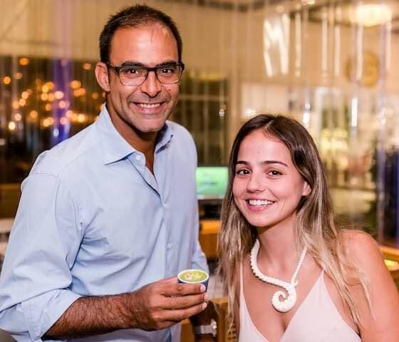 Tuneca Ferreira Leite e Camil Nagem