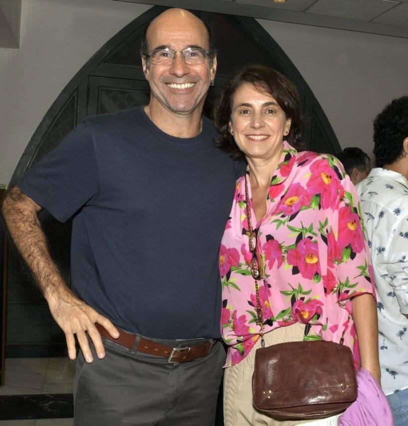 George Moura e Anna Luiza Muller /Foto: Cristina Granato