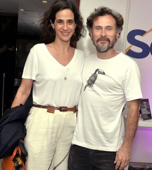 Mariana Lima e Henrique Diaz  /Foto: Cristina Granato
