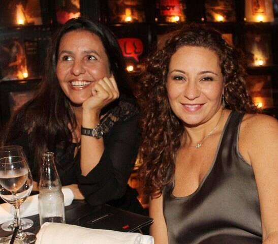 Ana Beatriz Palhares e Andréa Martins