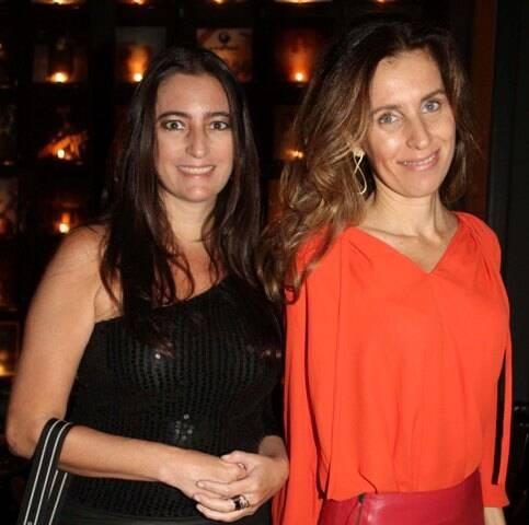 Fernanda Azevedo e Erika Manhas
