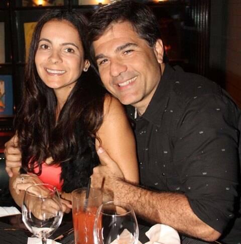 Isabela Menezes e Pedro Modenese