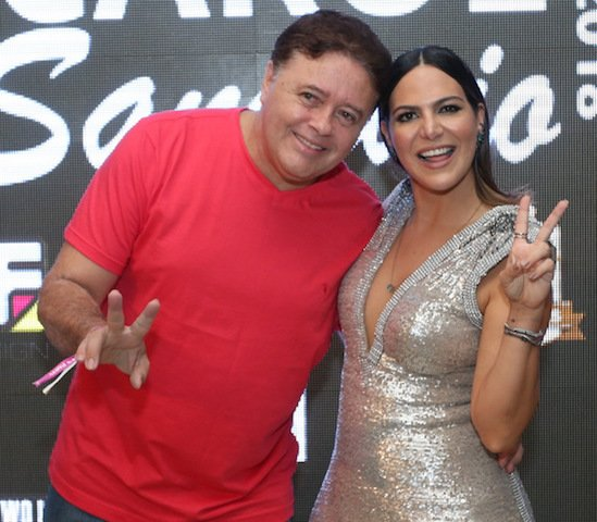 DJ Malboro e Carol Sampaio