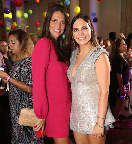 Daniella Sarahyba e Carol Sampaio