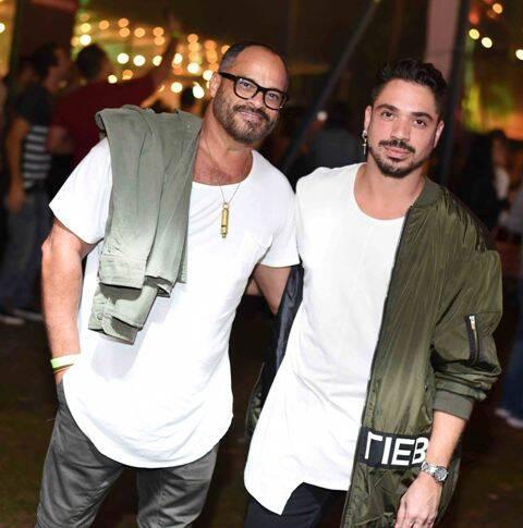Ari Silva e Felipe Freitas