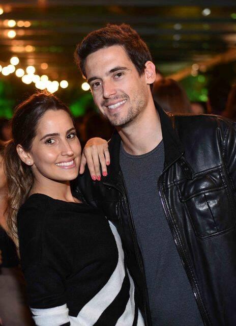 Daniela Sampaio e João Almendra
