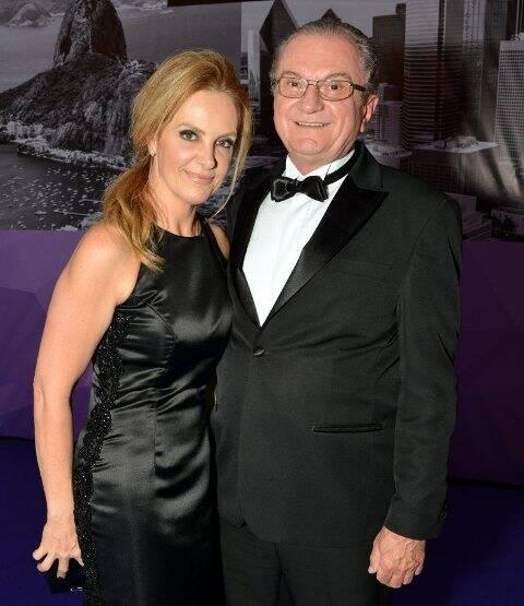 Mildred e Rubens Celso