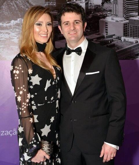 Caroline e Douglas Westphal
