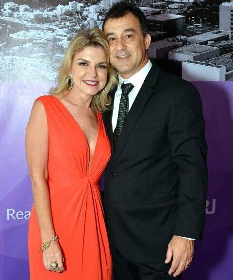 José Antõnio e Fabiana Sanches