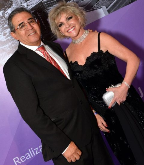 Rita e Mangarabite e Antônio Beramendi