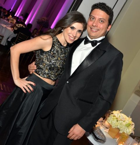 Bárbara e Daniel Reis