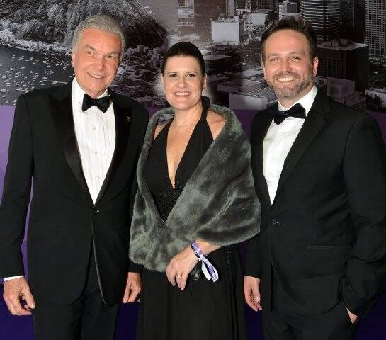 Volney Pitombo, Sheila Carvalho e André Maranhão