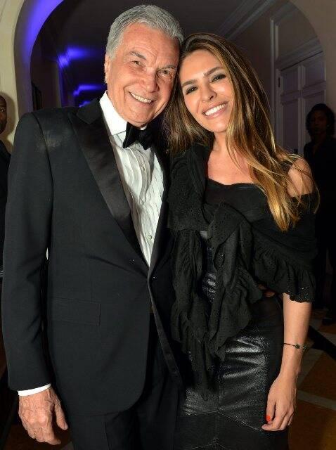 Volney Pitombo e Patricia Neves