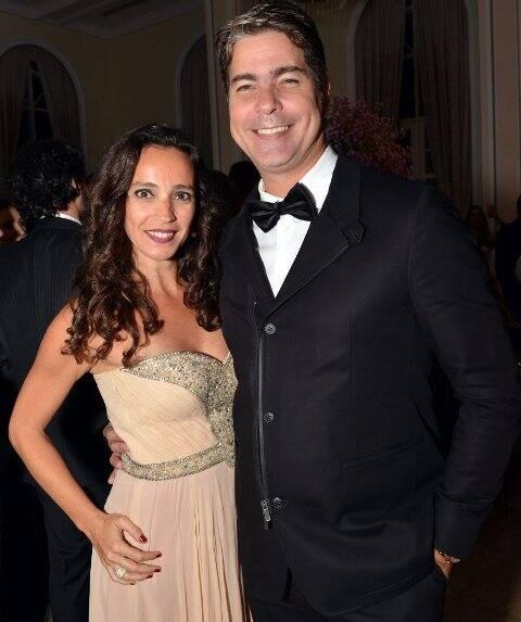 Marcela e Sergio Romay