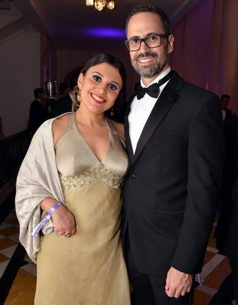 Flavia e Bruno Von Glenh Herkenhoff