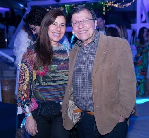 Alice Tamborindeguy e Francisco Barreras