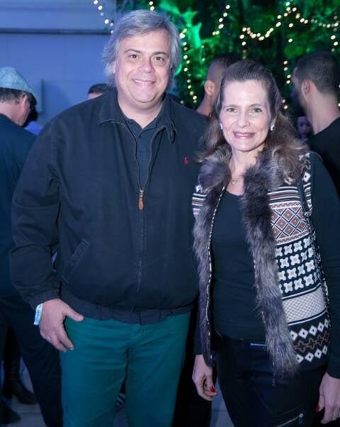 Fernando e Ana Paula Leão Teixeira