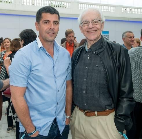 João Ricardo Coelho e Paulo Bertazzi