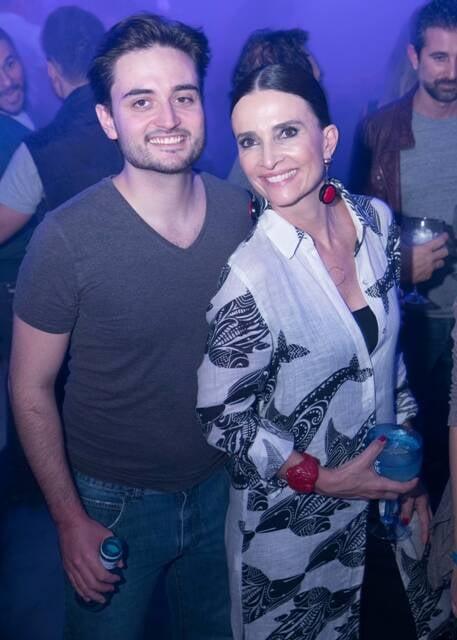 Louis e Andrea Natal