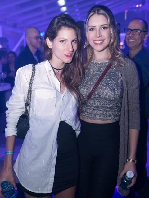 Nina Paccaud e Bianca Lupperini