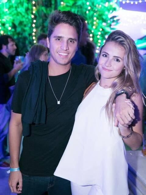 Ricardo Mendes e Maria Eduarda Simão