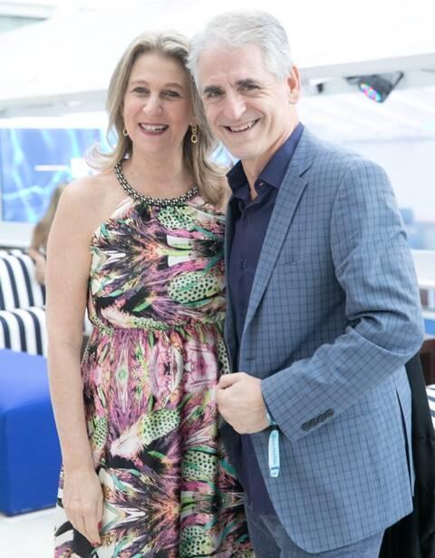 Simone e Roberto Cohen