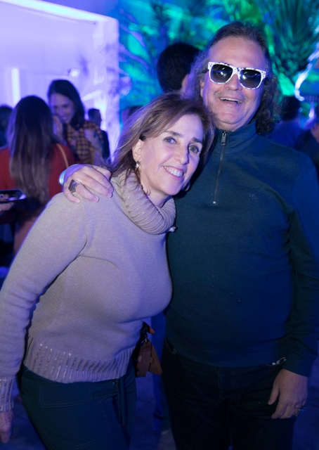 Vera Bocayuva e Zé Ronaldo Muller