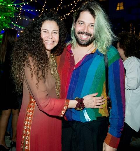 Yara Figueiredo e Thomaz Azulay