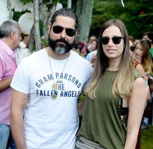 Alexandre Virgílio e Ludmila Bernardi