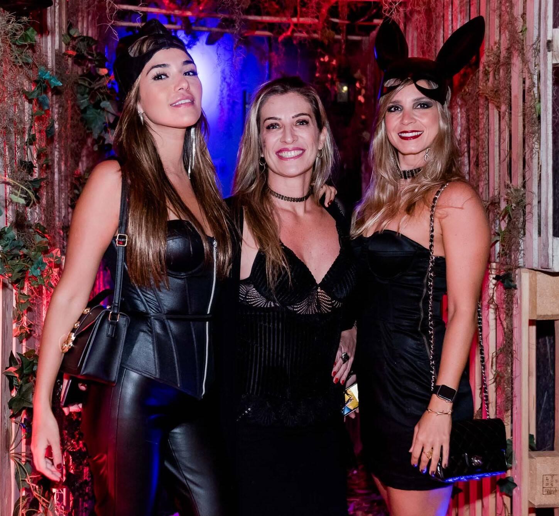 Mirella Manso, Daniela e Aline Araujo /Foto: Renatro Wrobel