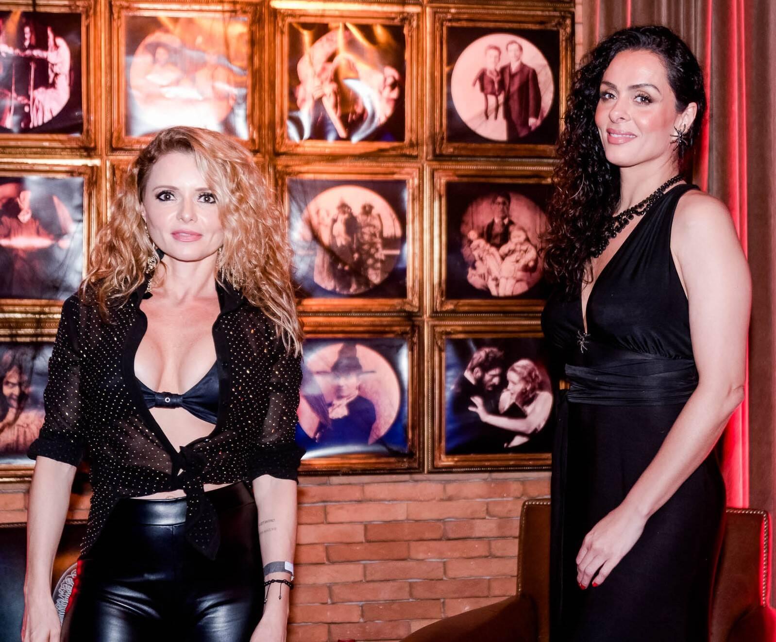 Rita Guedes e Vanessa Machado /Foto: Renatro Wrobel