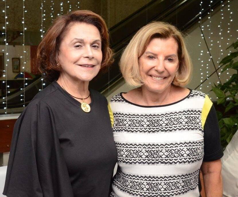 Maria Thereza de Pinho e Vera Marina Borges  /Foto: Marco Rodrigues