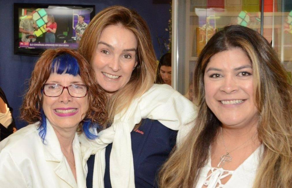 Elza Pontes, Kitty Monte Alto e Lu Fernandes /Foto: Marco Rodrigues