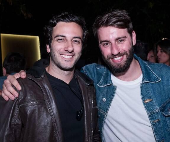Felipe Ramalho e Pedro Benoliel