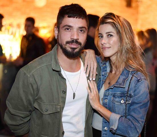 Felipe Freitas e Veronica Mascarenhas