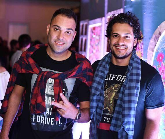 Leandro Pelba e Raphael Vianna