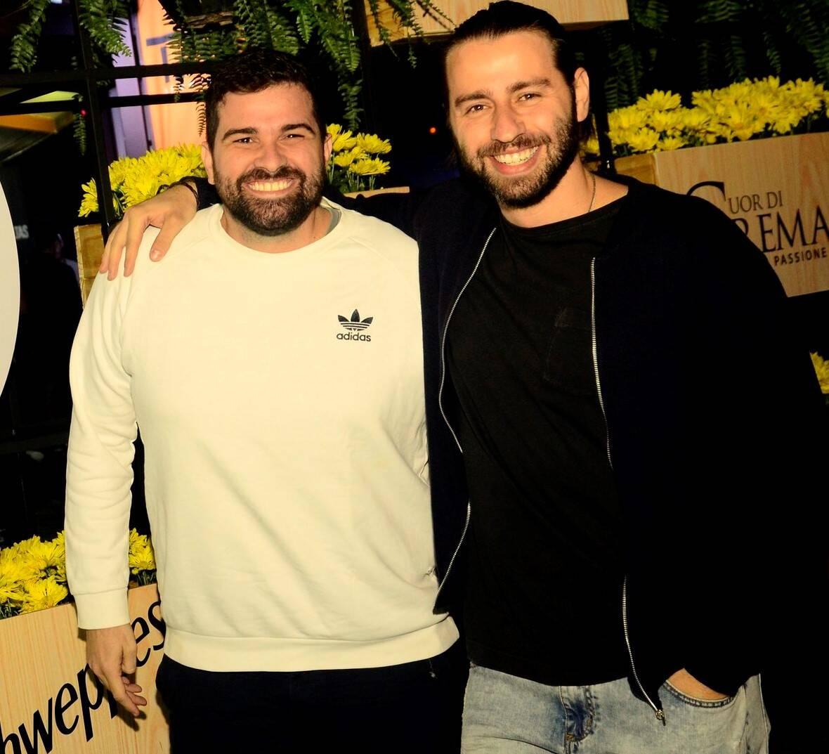 Eduardo Brasil e Pedro Benoliel /Foto: Leo Marinho/Divulgação
