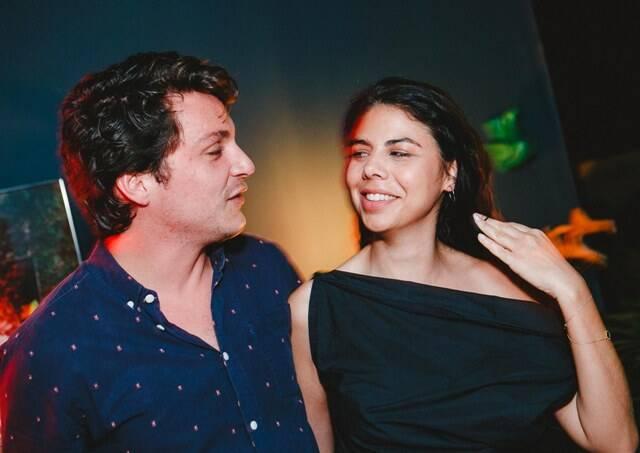 Gaspar Voiseau e Lisa Debbaty