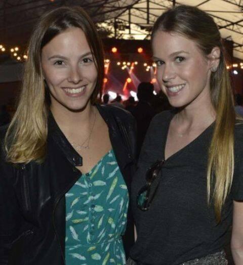 Alessandra e Sanda Capura
