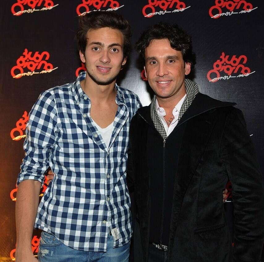 Caue Moreno e Augusto Mestieri