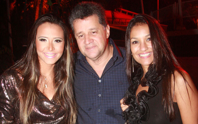 Vanda, Walter Guimarães e DJ Thascya