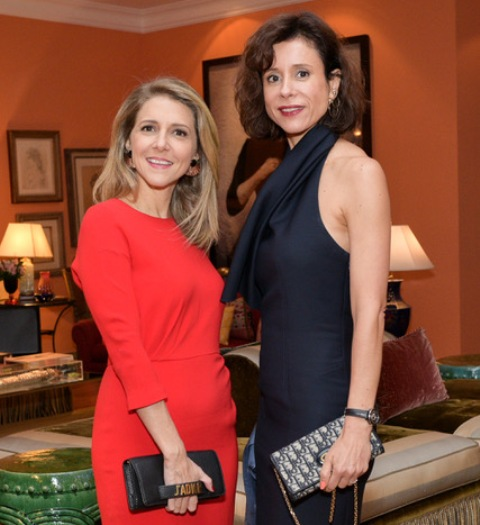 Anny Nahmias e Priscila Monteiro