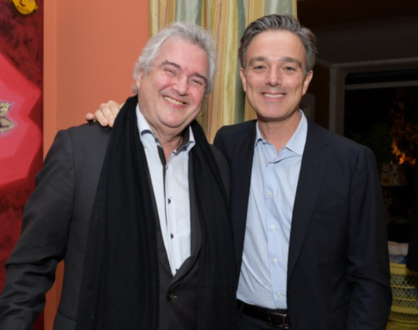 David Zylberman e Maxime Tarneaud